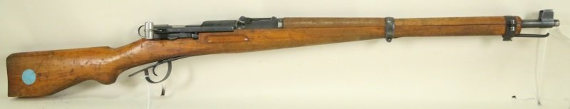 SWISS U31 7.5 X 55 RIFLE