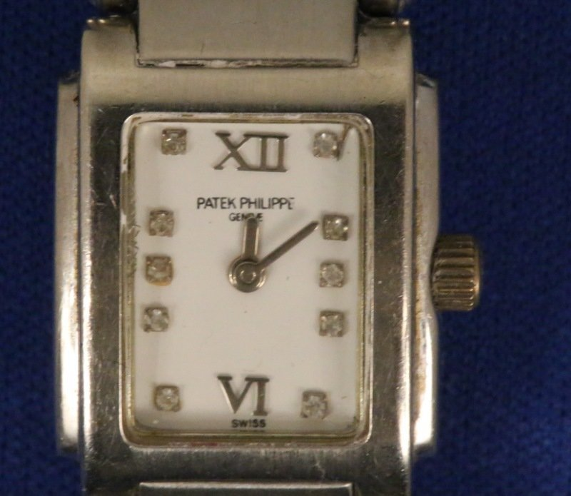 LADIES VINTAGE PATEK PHILLIPE WATCH