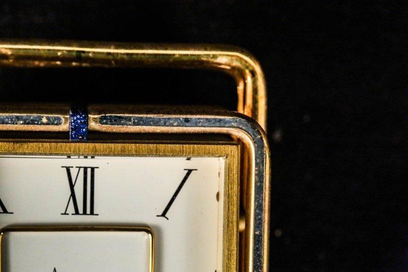 ASPREY TRAVEL ALARM CLOCK - 4