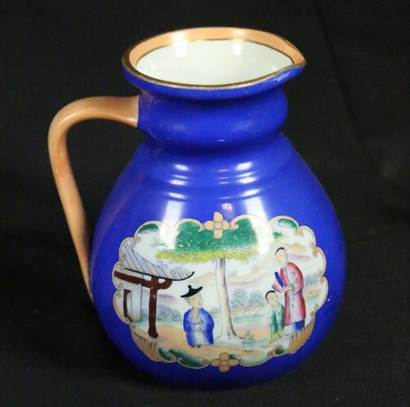 19th CENTURY MASON'S IRONSTONE CREAM PITCHER