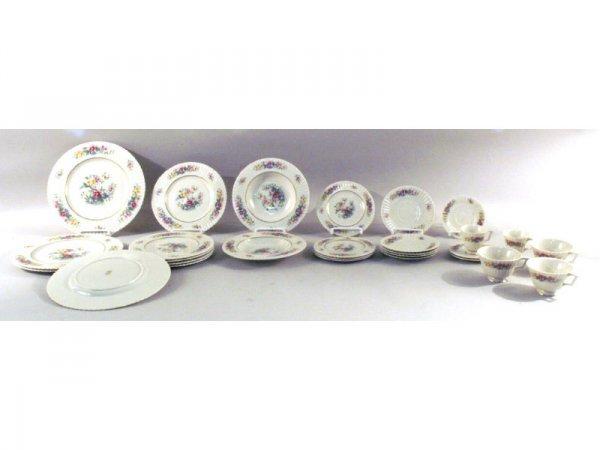 16: 1253: Box lot, miscellaneous pieces Princess china