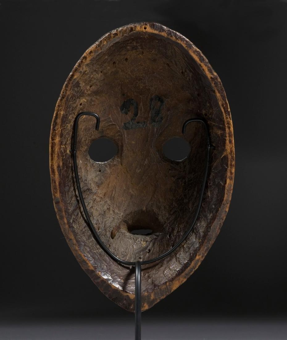 """Maske, """"zakpai"""" - 3"""
