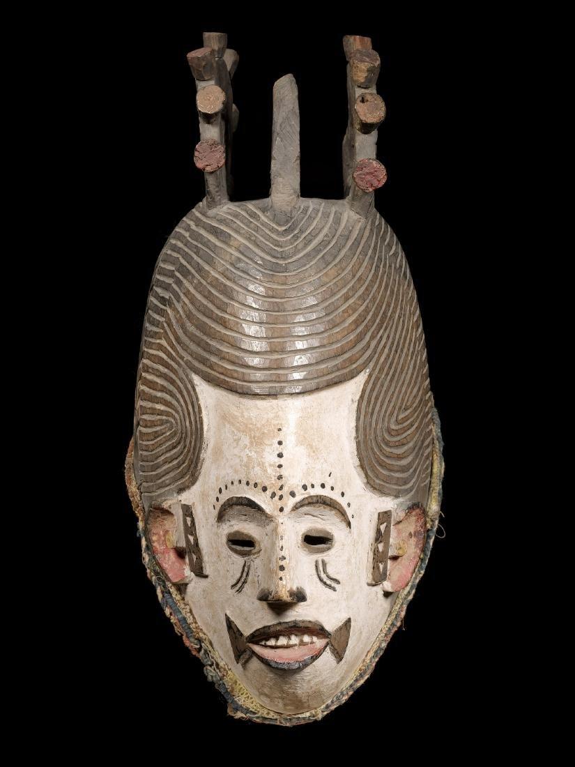 """Maske, """"agbogho mmwo"""""""