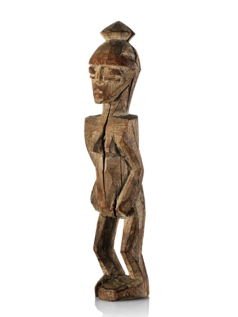 "Lobi ""bateba"" Figure / Tribal Art"