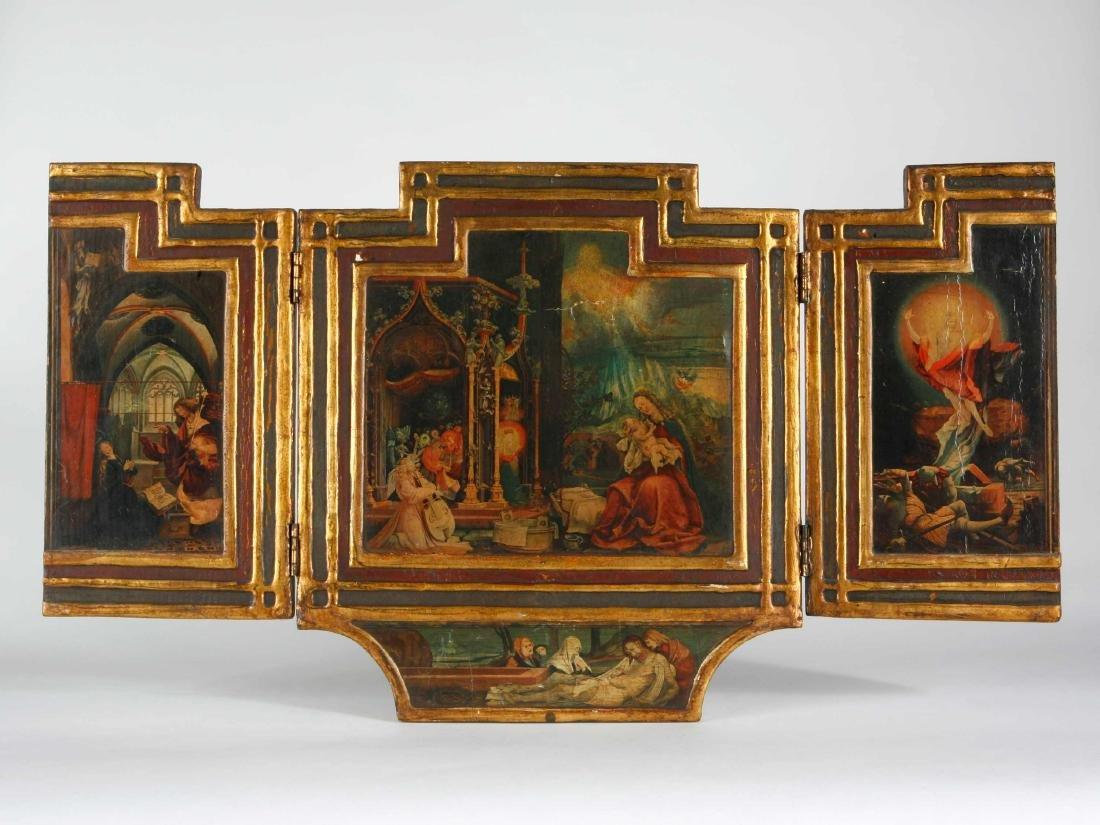 Icon – Triptychon (REPLICA, PRINT) - 2