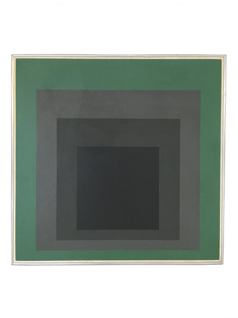Style of JOSEF ALBERS