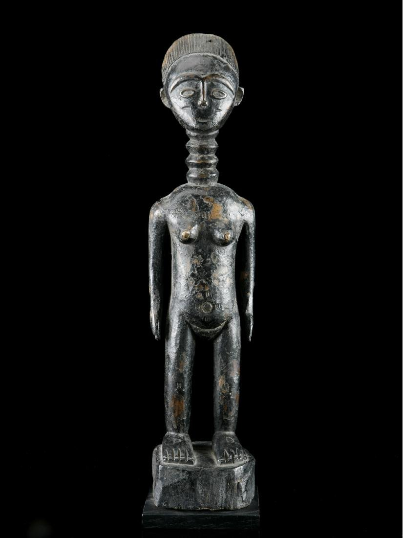 Asante Figur / Asante Figure / Tribal Art