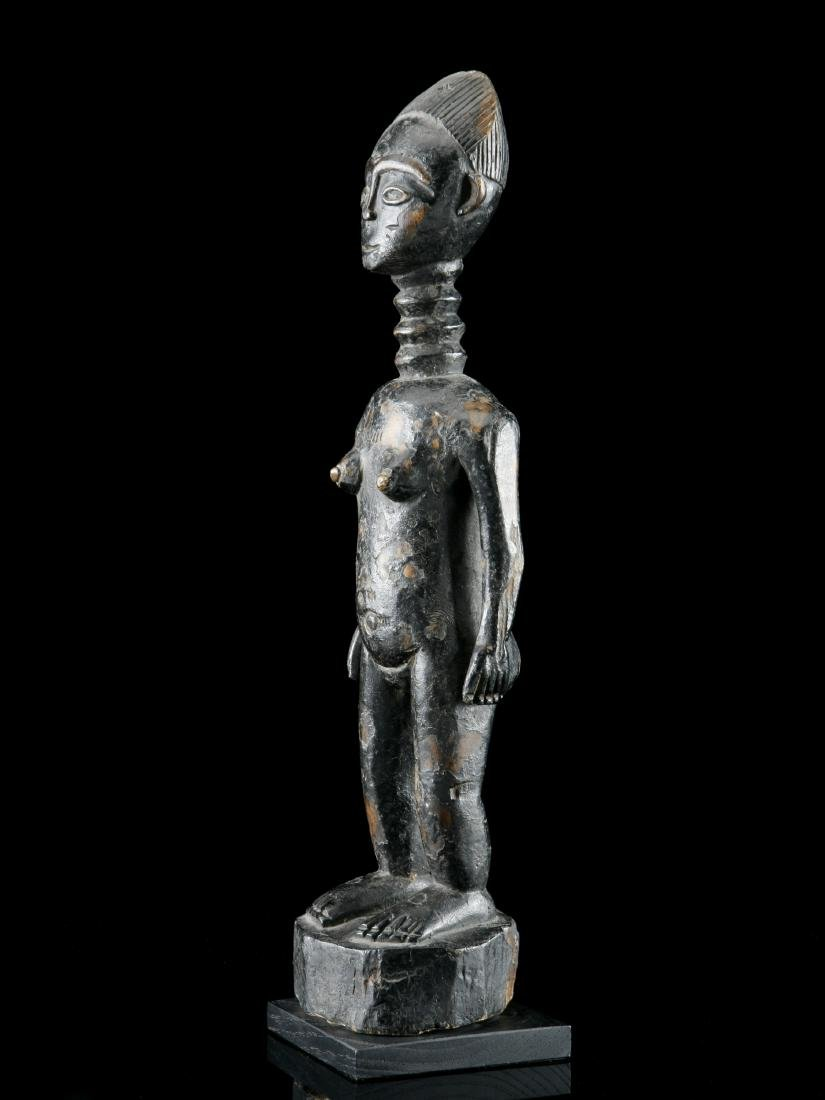 Asante Figur / Asante Figure / Tribal Art - 5