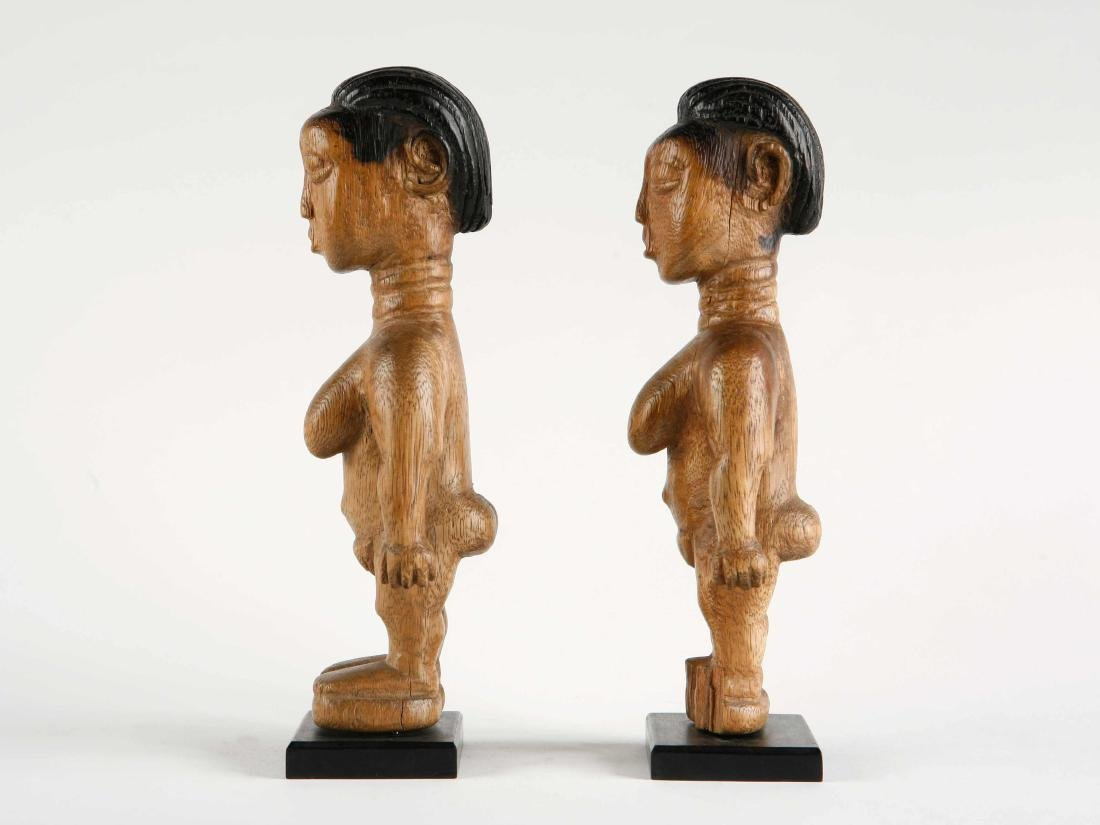 "Ewe Figuren-Paar, ""venavi"" / Ewe Pair of Figures - 5"