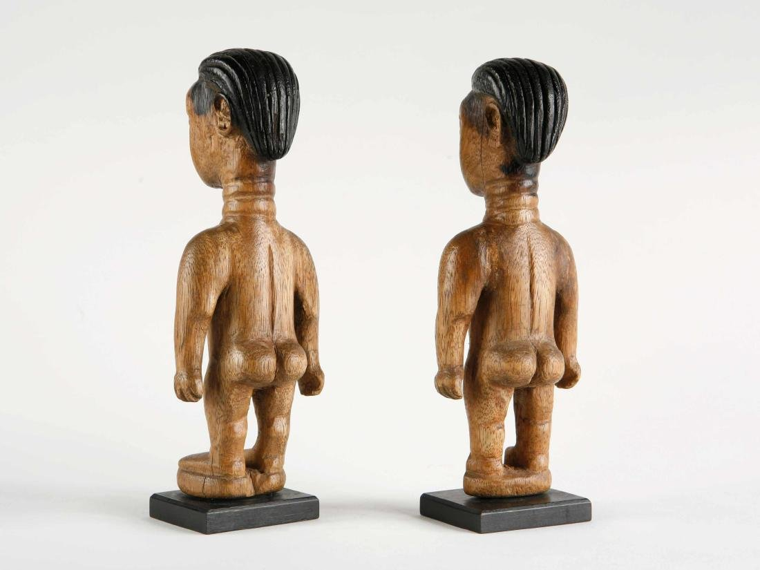 "Ewe Figuren-Paar, ""venavi"" / Ewe Pair of Figures - 6"