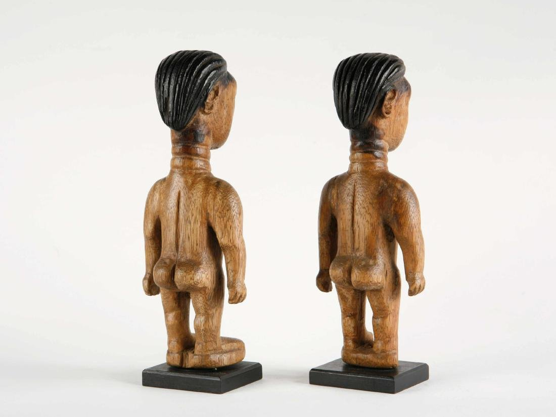 "Ewe Figuren-Paar, ""venavi"" / Ewe Pair of Figures - 8"