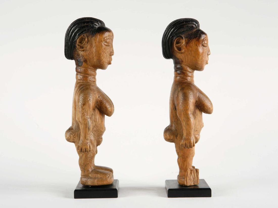 "Ewe Figuren-Paar, ""venavi"" / Ewe Pair of Figures - 9"
