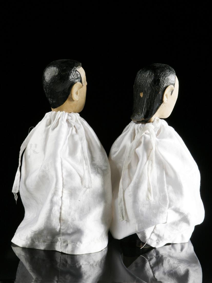 """Figuren-Paar, """"venavi"""" / Ewe Pair of Figures - 6"""