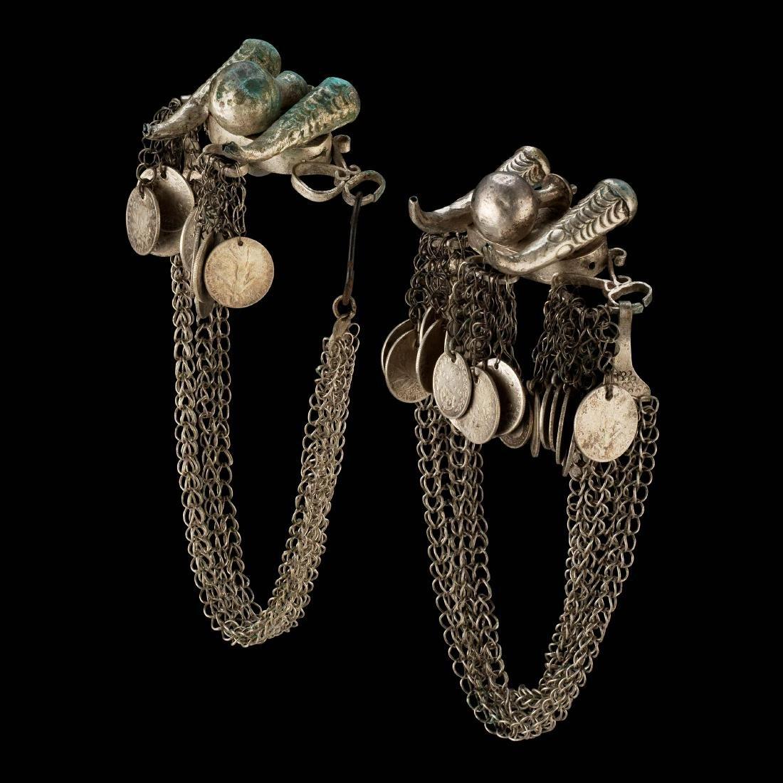 2 Fon-Armbänder, Paar / Fon Pair of Bracelets