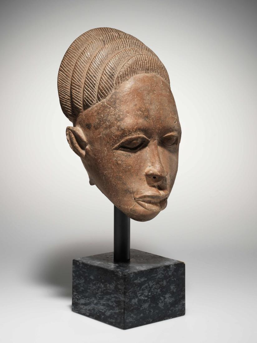 Ife-Gedenkkopf / Ife Memorial Head