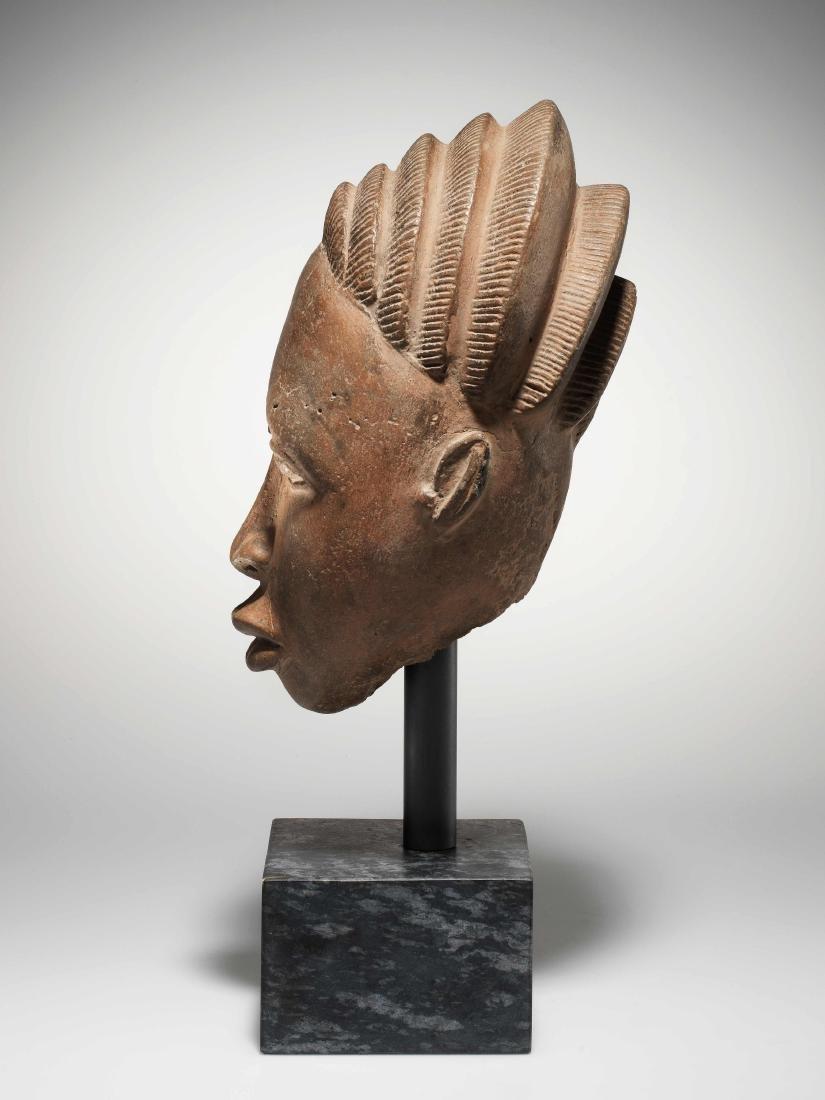 Ife-Gedenkkopf / Ife Memorial Head - 4