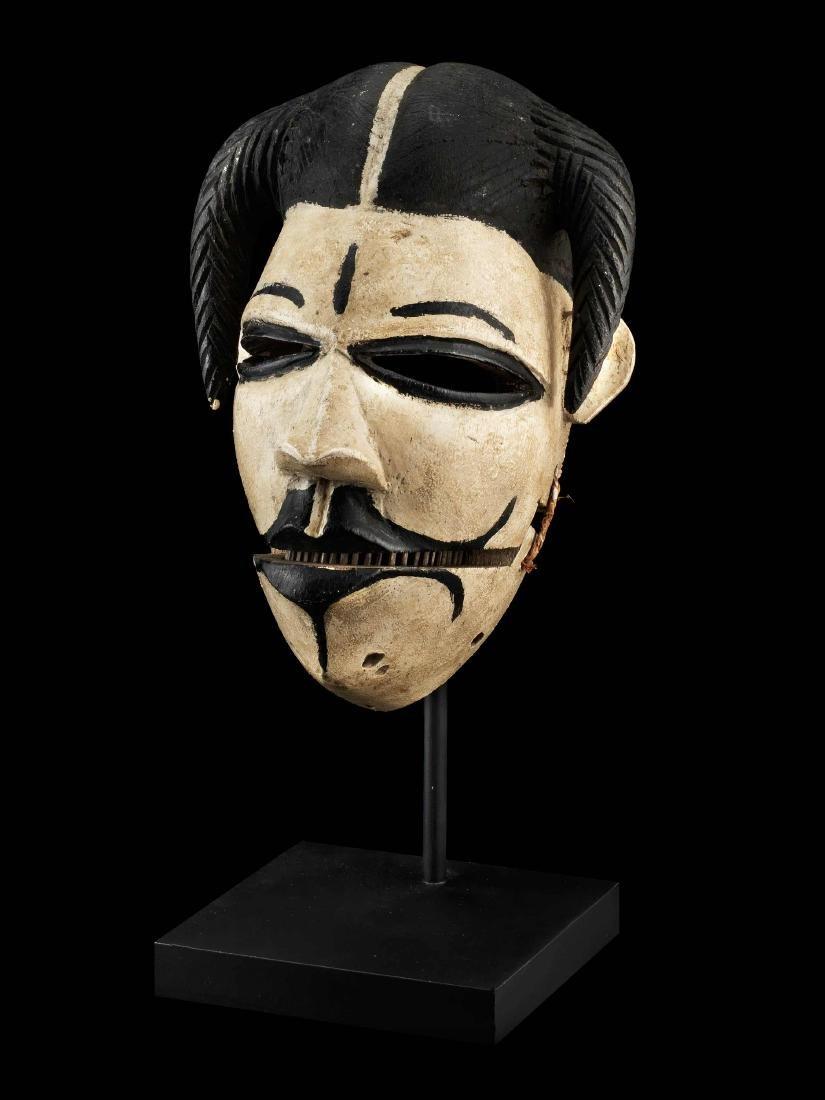 """Ogoni-Maske, """"elu"""" / Ogoni Mask, """"elu"""""""