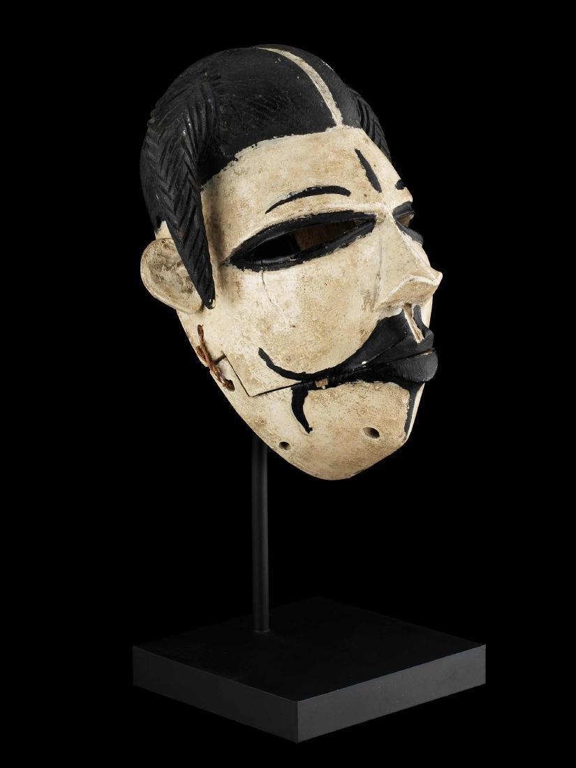 """Ogoni-Maske, """"elu"""" / Ogoni Mask, """"elu"""" - 2"""
