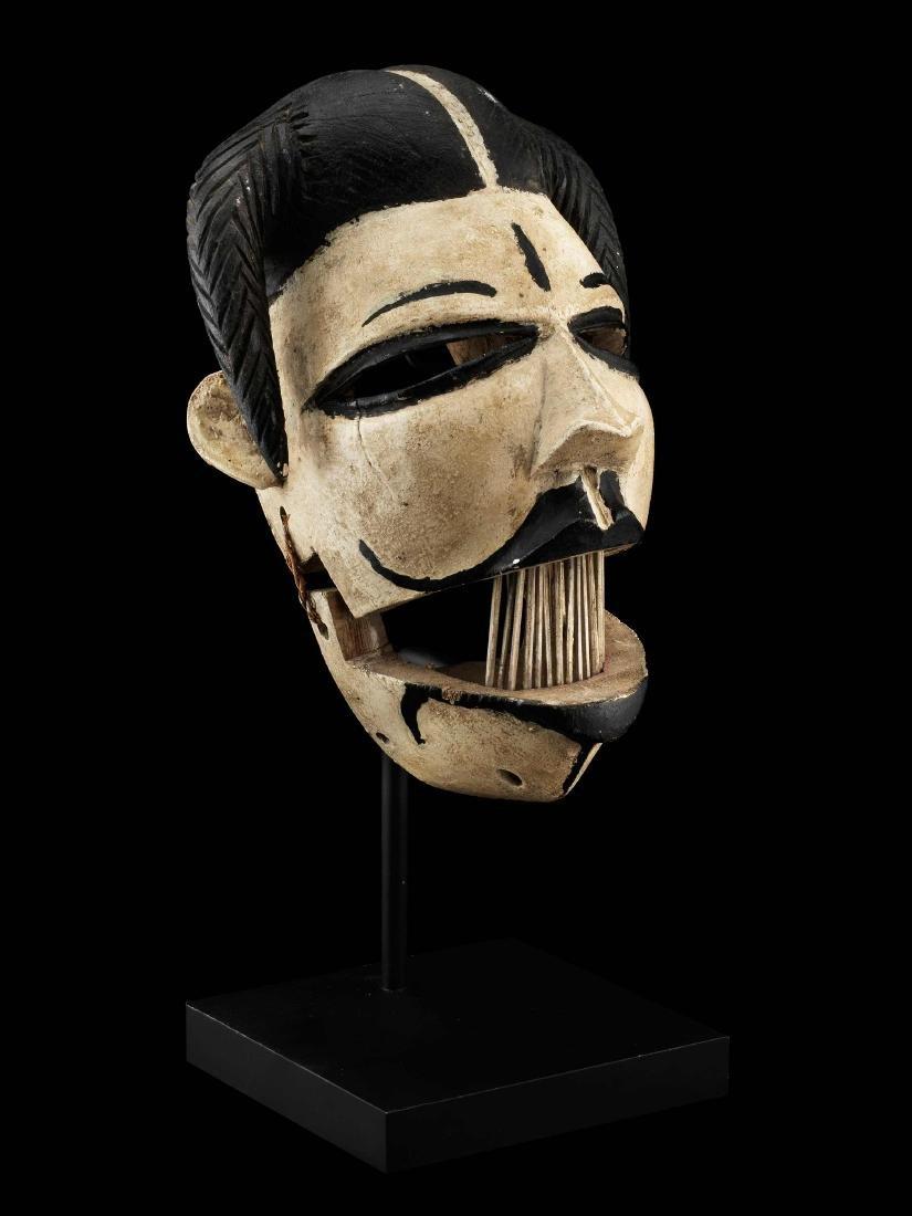"""Ogoni-Maske, """"elu"""" / Ogoni Mask, """"elu"""" - 3"""