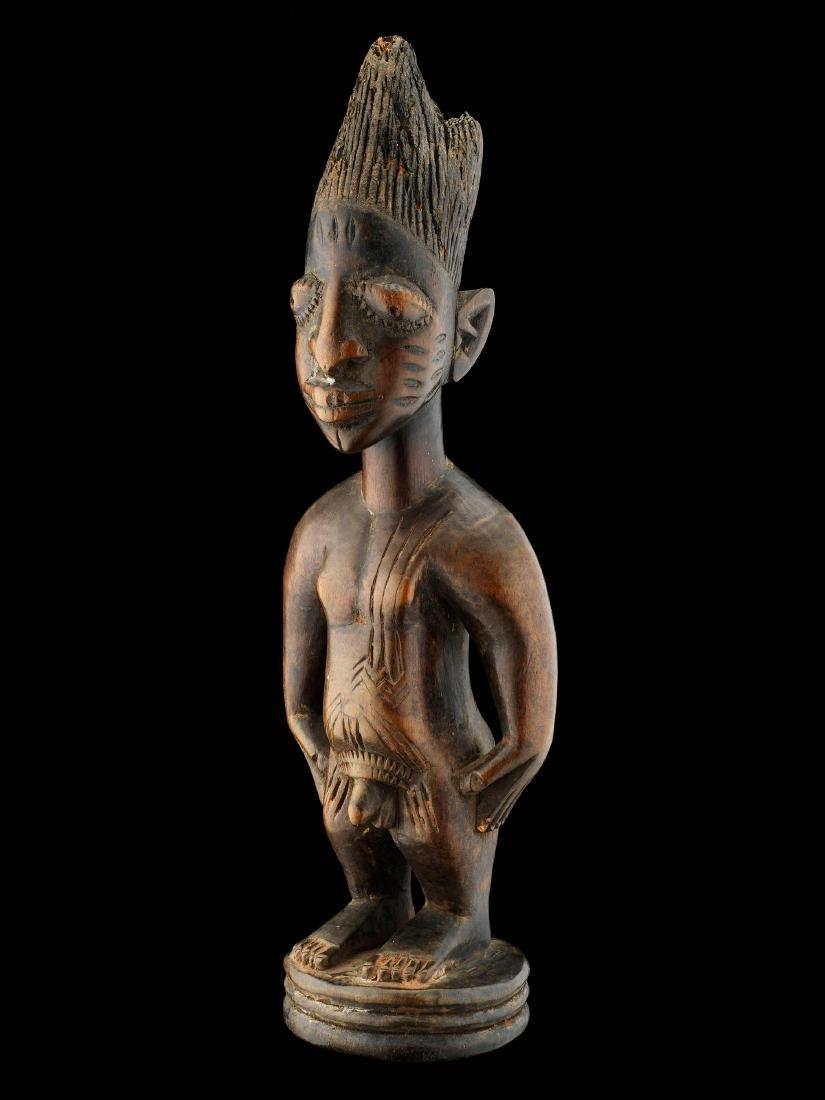 """Yoruba-Figur, """"ibeji"""" / Yoruba Figure, """"Ibeji"""""""