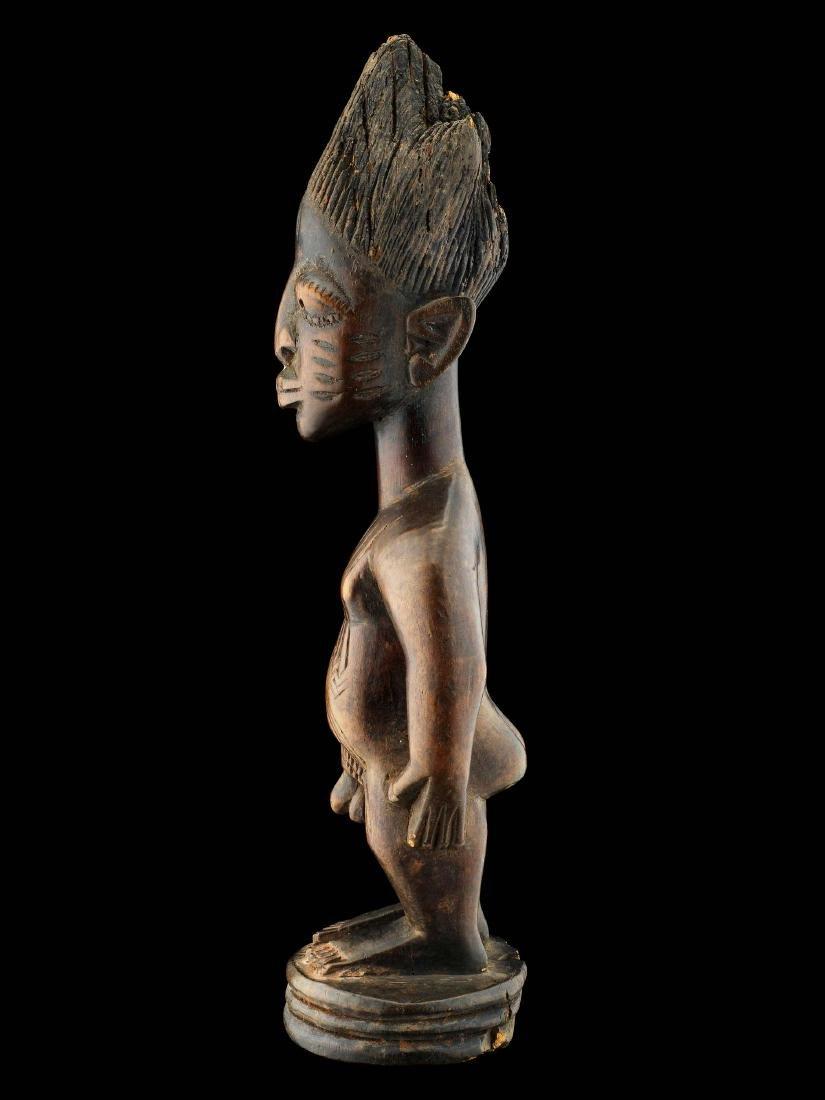 """Yoruba-Figur, """"ibeji"""" / Yoruba Figure, """"Ibeji"""" - 2"""