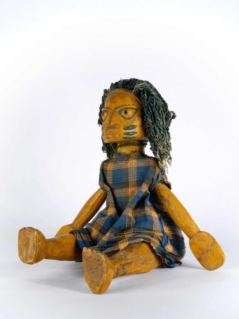 Yoruba-Marionette / Yoruba Marionette / African Art
