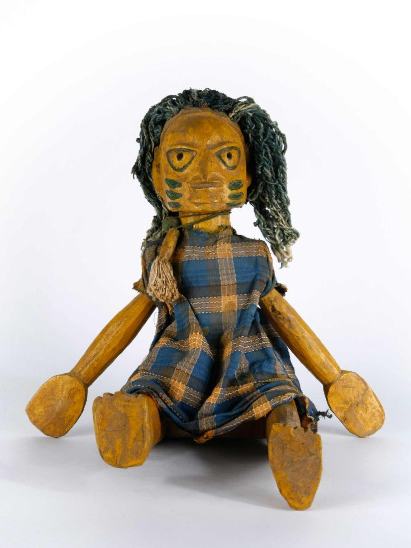 Yoruba-Marionette / Yoruba Marionette / African Art - 2