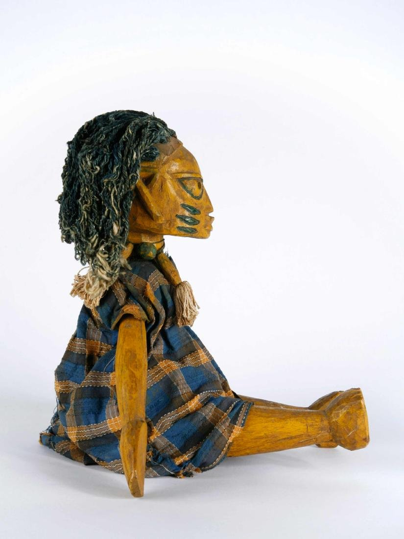 Yoruba-Marionette / Yoruba Marionette / African Art - 4