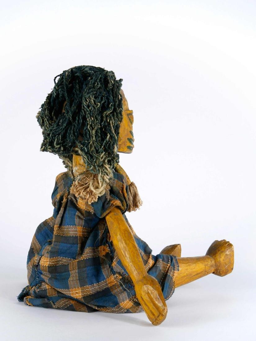 Yoruba-Marionette / Yoruba Marionette / African Art - 5