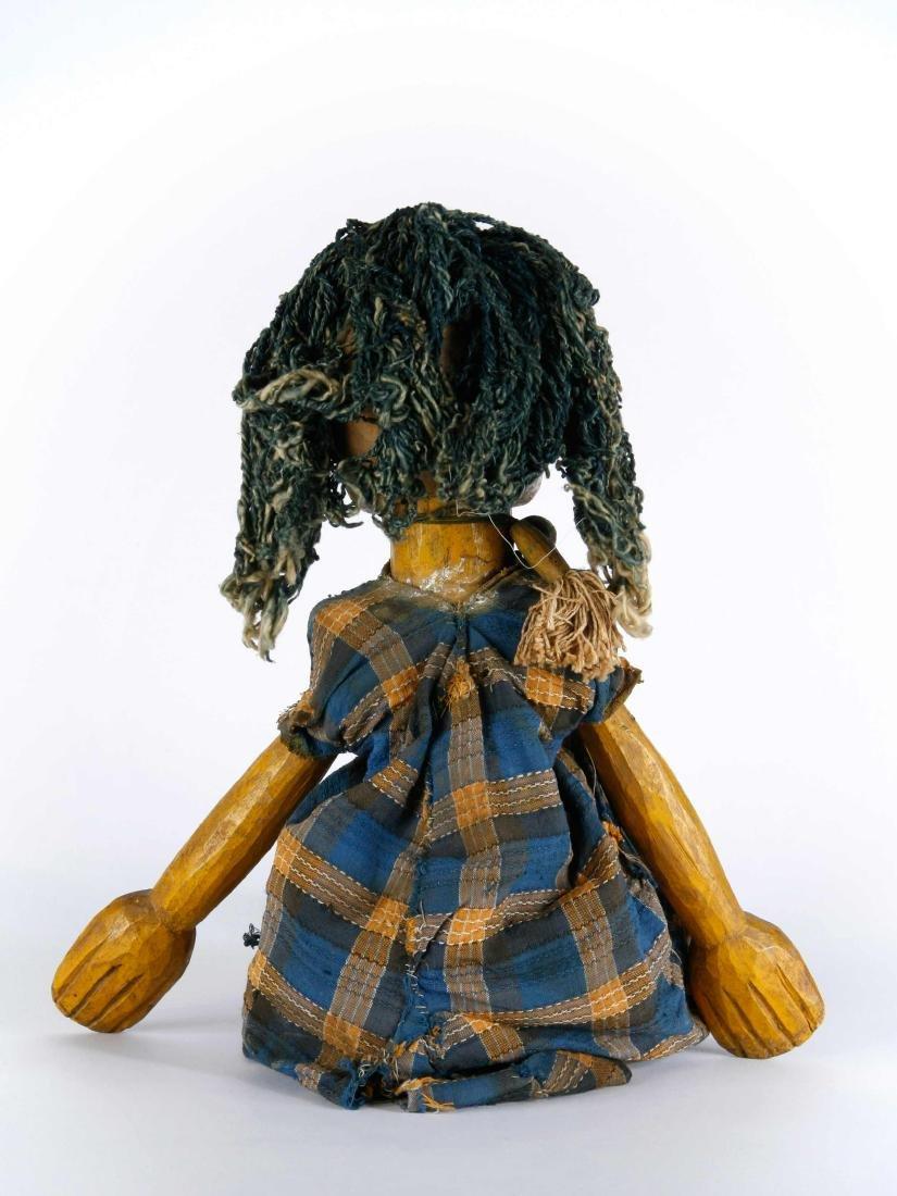 Yoruba-Marionette / Yoruba Marionette / African Art - 6