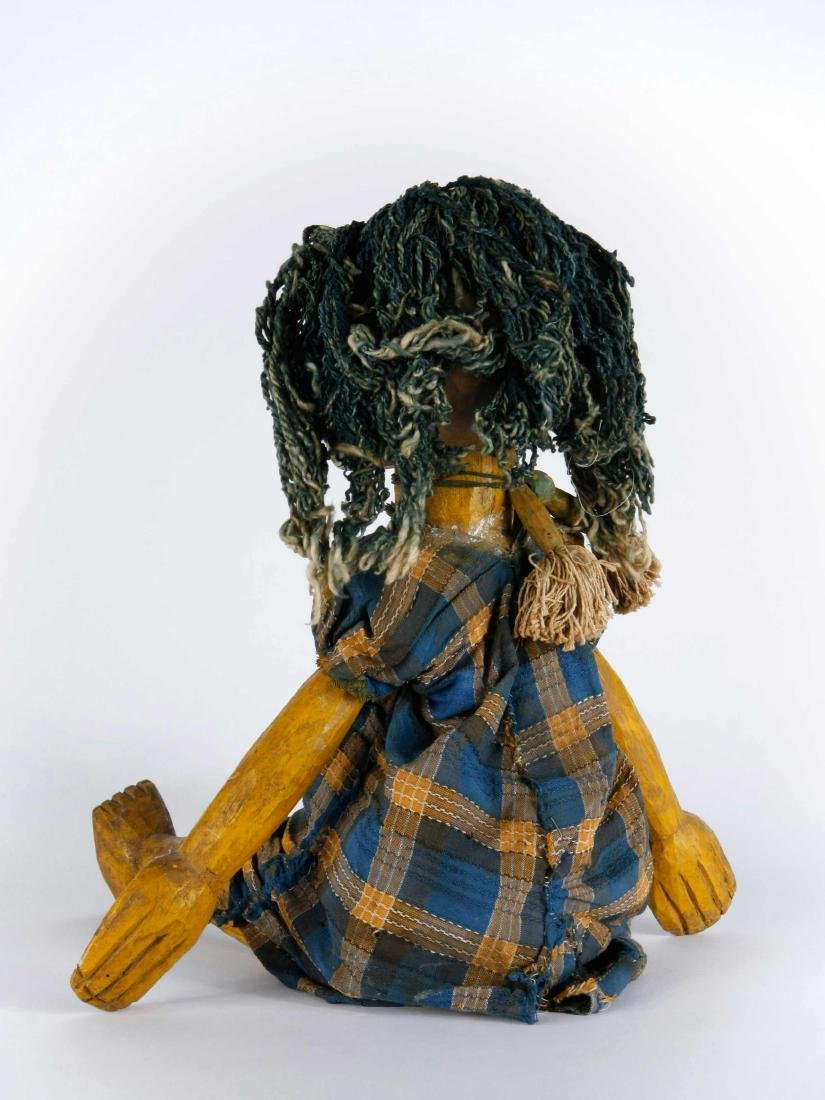 Yoruba-Marionette / Yoruba Marionette / African Art - 7