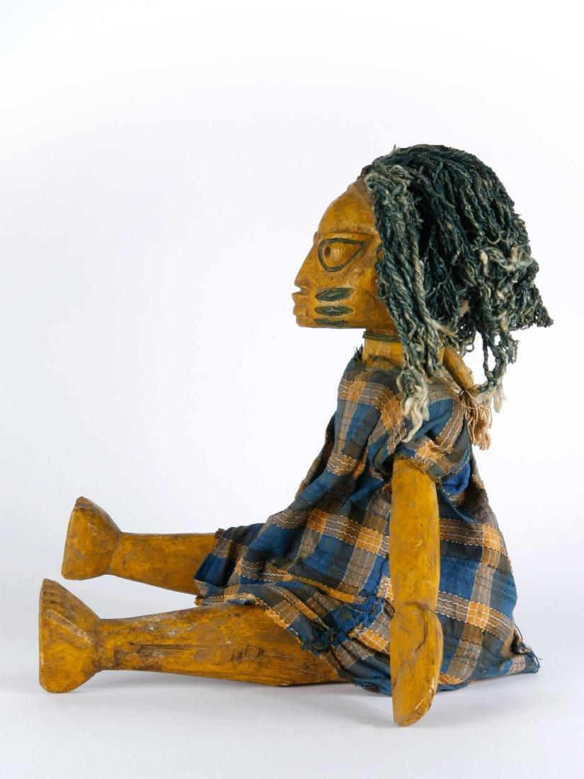 Yoruba-Marionette / Yoruba Marionette / African Art - 8