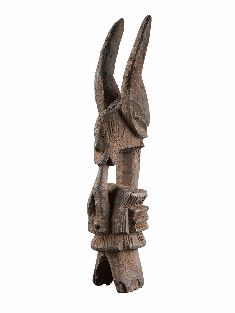"""Igbo.Figur, """"ikenga"""" / Igbo """"ikenga"""" Figure"""