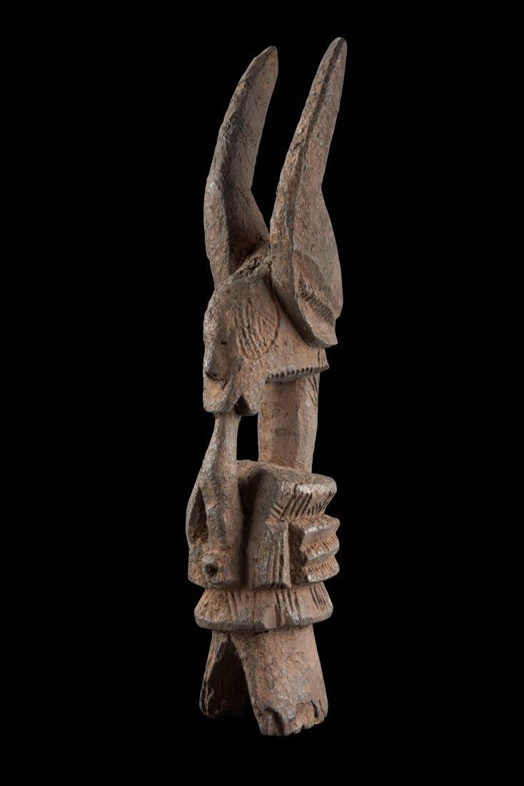 """Igbo.Figur, """"ikenga"""" / Igbo """"ikenga"""" Figure - 2"""