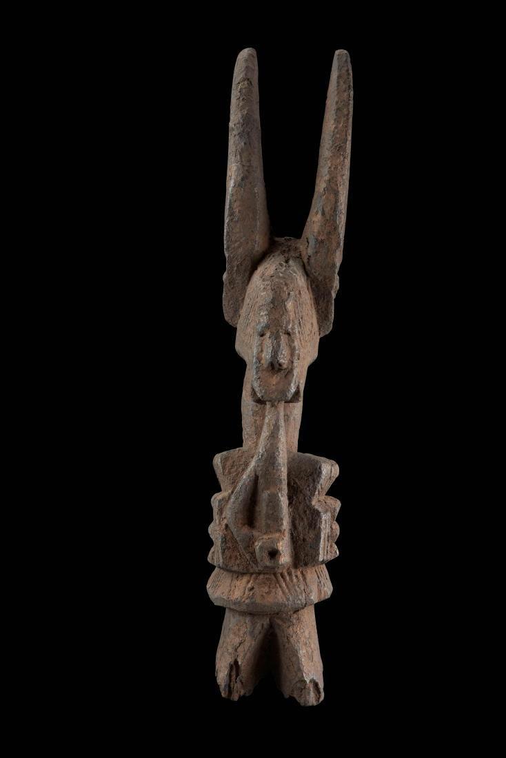 """Igbo.Figur, """"ikenga"""" / Igbo """"ikenga"""" Figure - 3"""