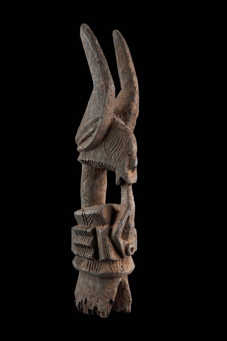"""Igbo.Figur, """"ikenga"""" / Igbo """"ikenga"""" Figure - 4"""