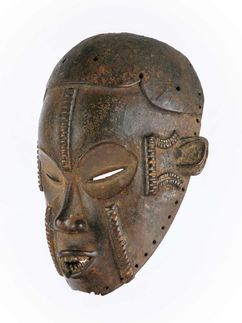 "Boki-Maske, ""okua"" / Boki ""okua"" Mask / Tribal Art"