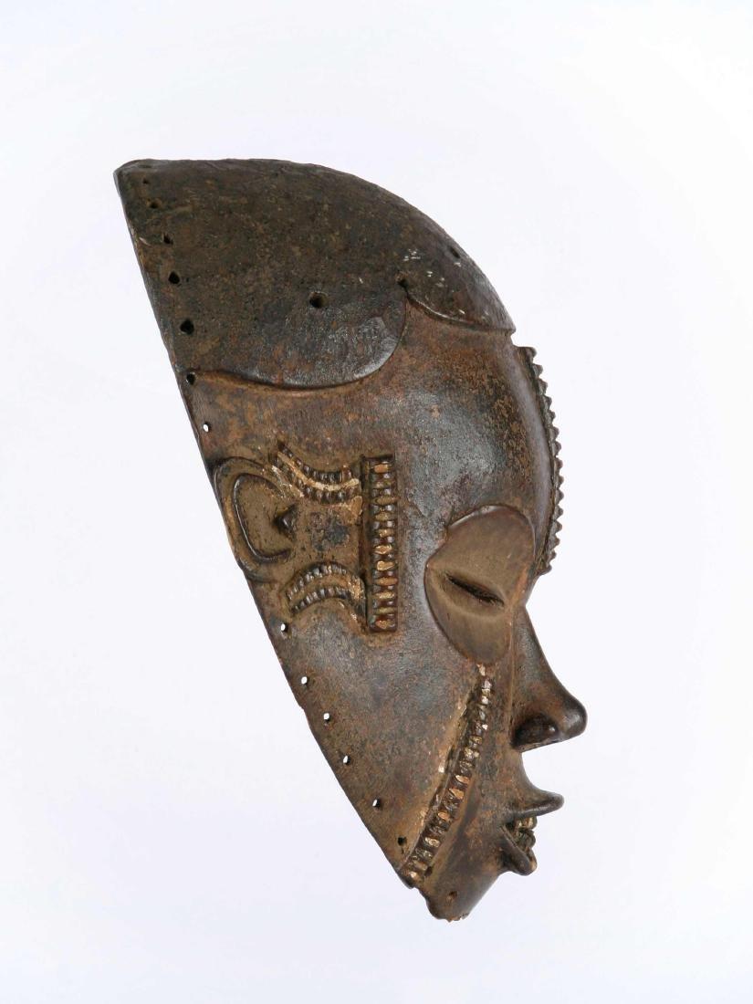 "Boki-Maske, ""okua"" / Boki ""okua"" Mask / Tribal Art - 4"