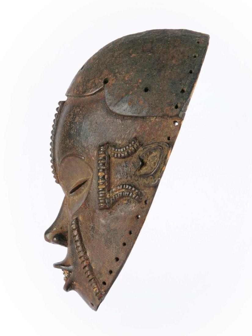 "Boki-Maske, ""okua"" / Boki ""okua"" Mask / Tribal Art - 8"