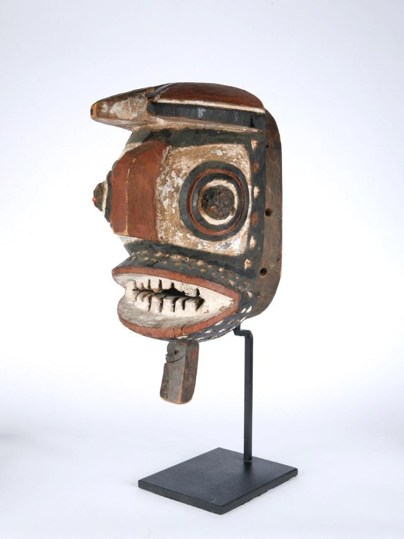 Maske, Hyäne (?) - 5