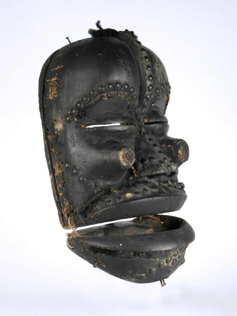 Klappkiefer-Maske - 3