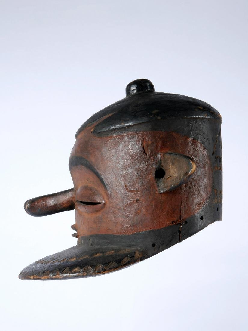 "Helmmaske, ""giphogo"" - 10"