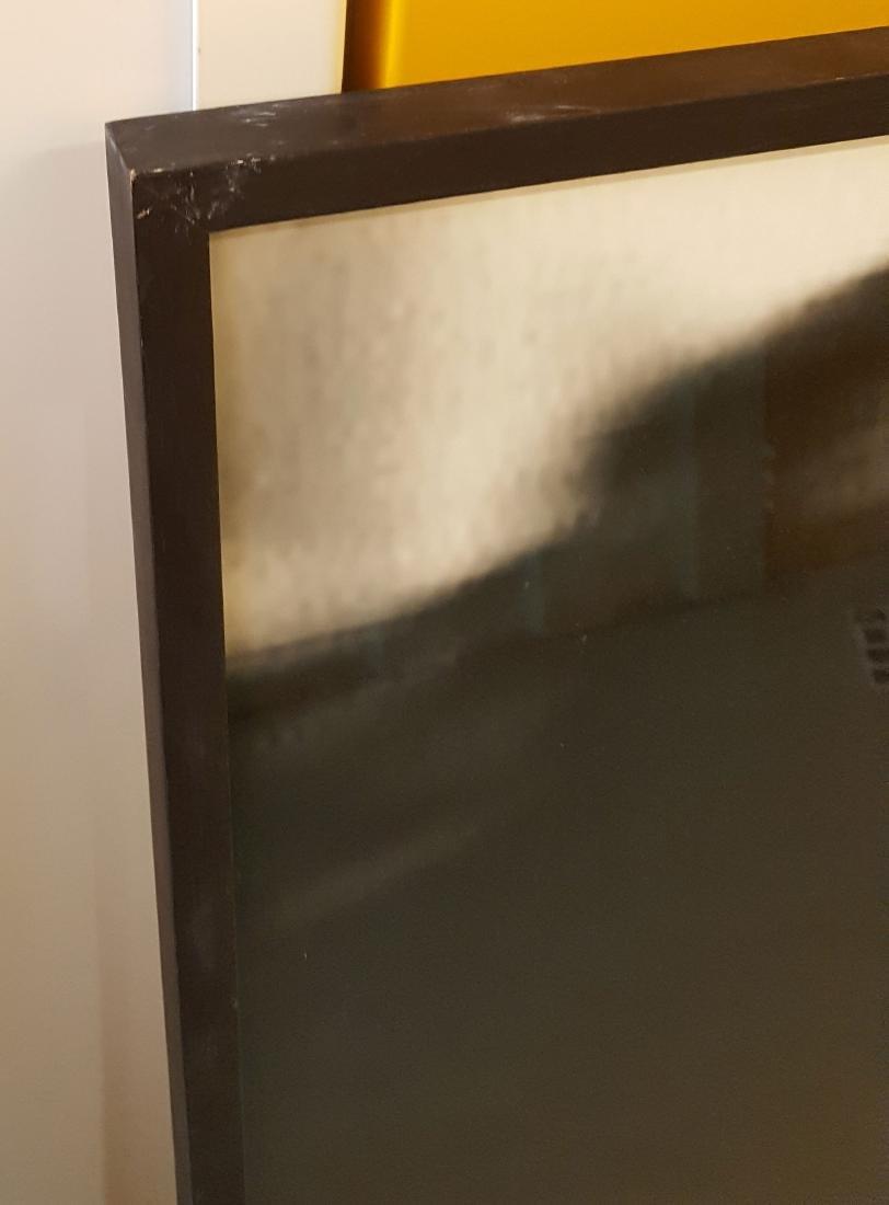 Fotografie, gerahmt, mit Glas - 3