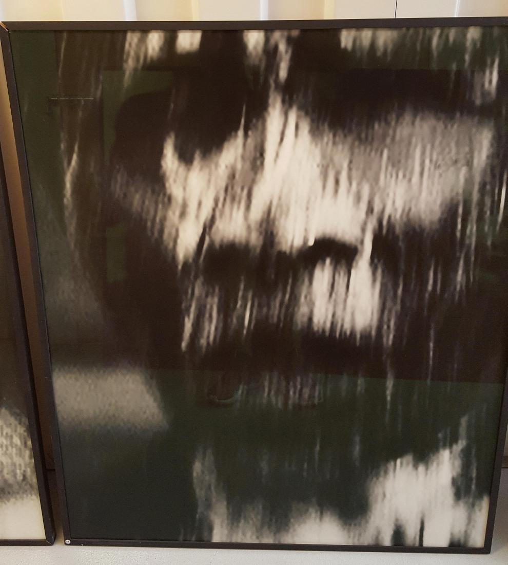 Fotografie, gerahmt, mit Glas - 2