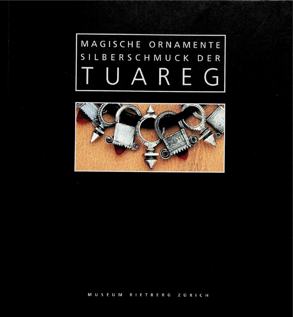 Magische Ornamente - Silberschmuck der Tuareg