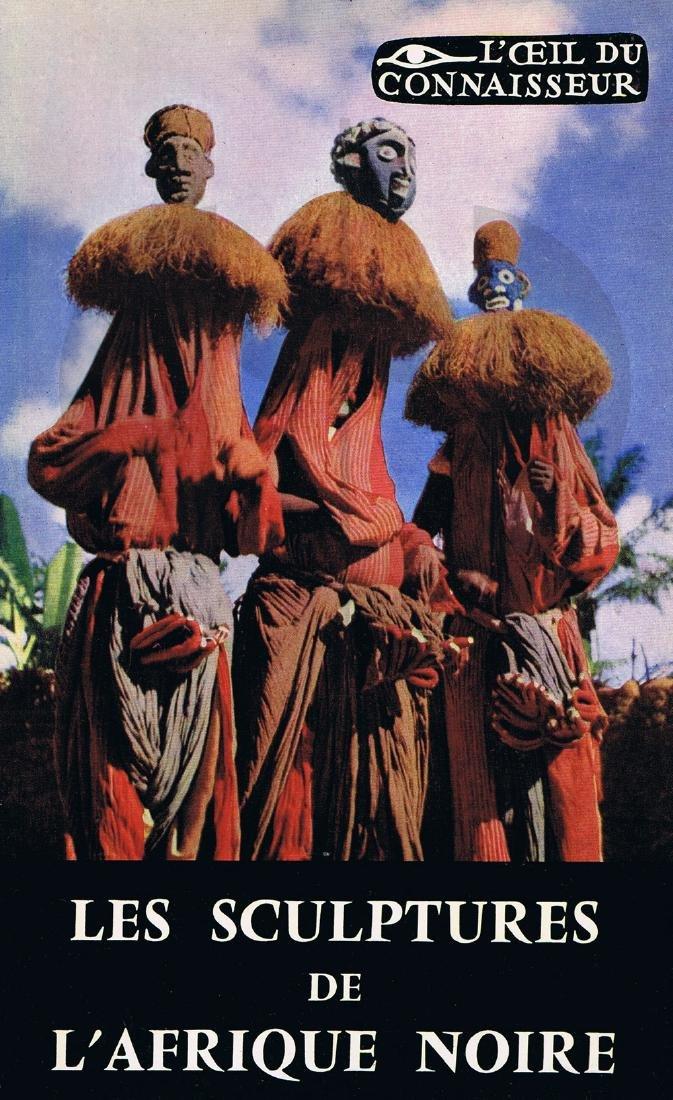 Les sculptures de l'Afrique noire