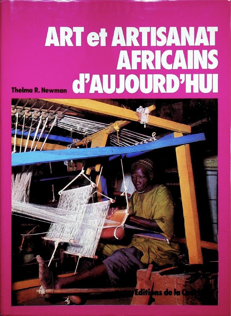 Art et artisanat africains d'aujourd'hui