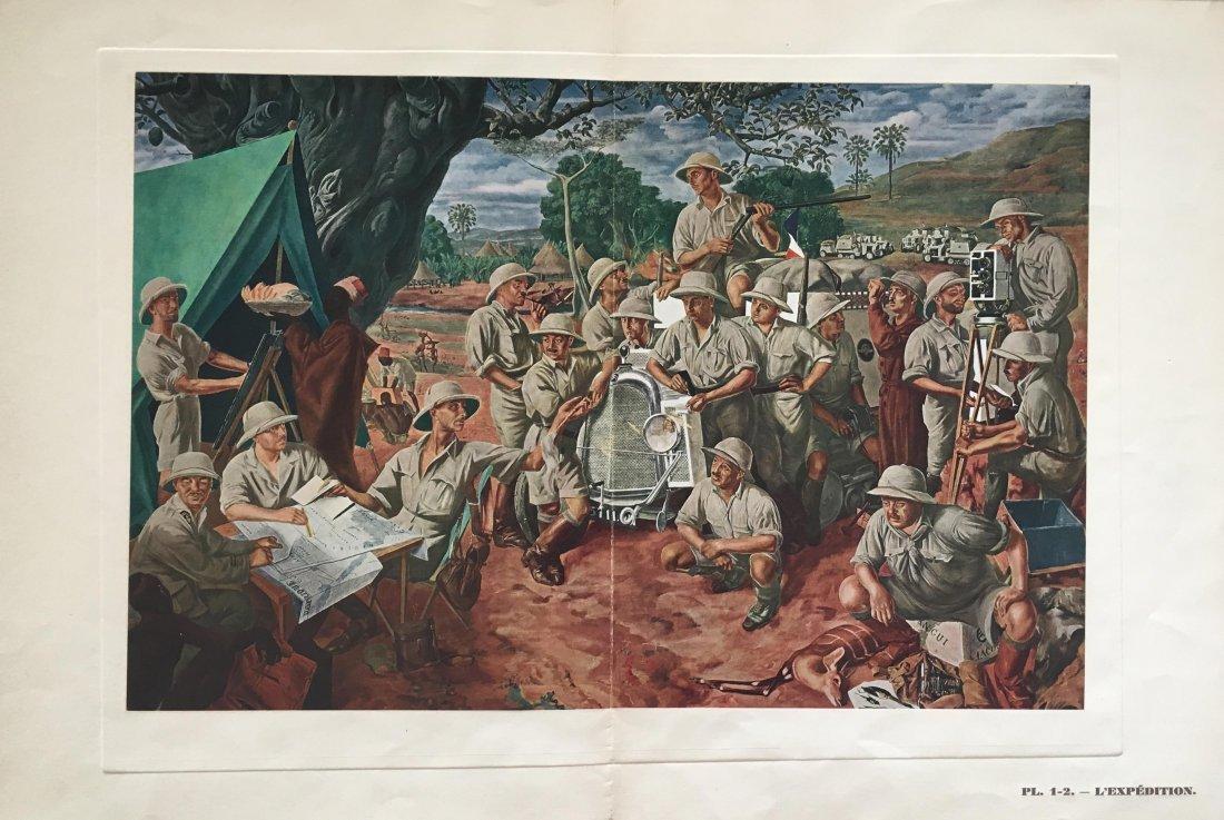 Alexander Jakowlew. Dessins et peintures d'Afrique. - 7