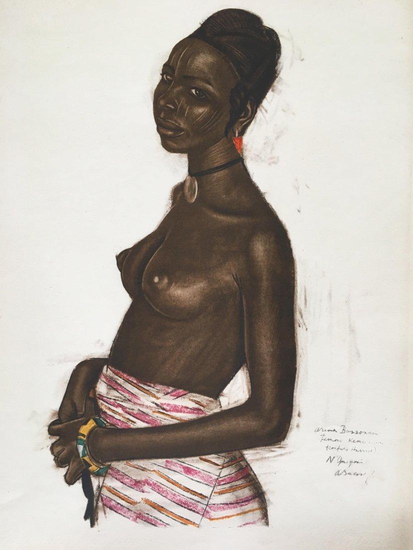 Alexander Jakowlew. Dessins et peintures d'Afrique. - 9