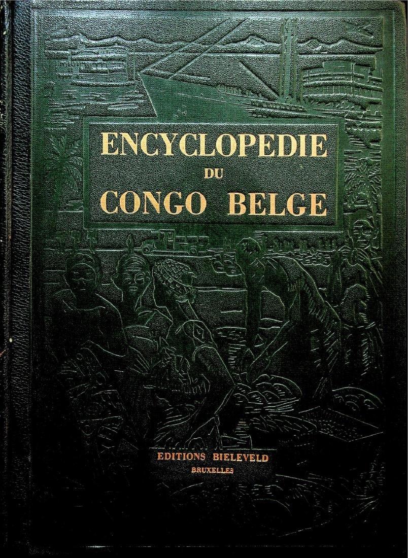 Encyclopédie du Congo Belge (3 Vol.)